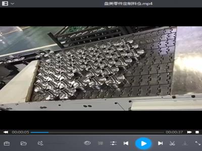 空调压缩机配件车床加工自动化实例