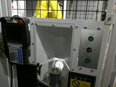 发动机活塞CNC加工中心自动上下料机器人生产线